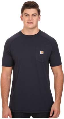 Carhartt Big Tall Force Cotton S/S T-Shirt Men's T Shirt