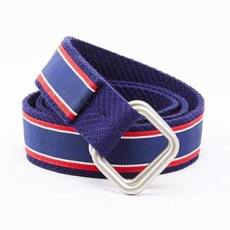 Blade + Blue Red White & Blue Stripe Belt by One Magnificent Beast