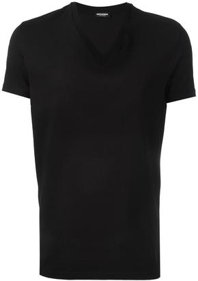 Dsquared2 Underwear basic v-neck T-shirt $64.32 thestylecure.com