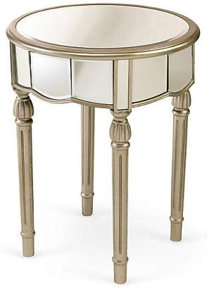 One Kings Lane Emilia Side Table - Mirrored