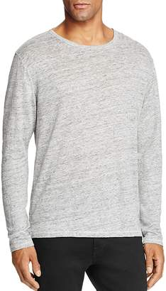 Rag & Bone Owen Knit Crewneck Long Sleeve Shirt