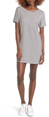 Women's Obey Right Above Scoop Back Dress $55 thestylecure.com