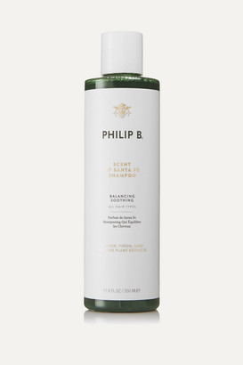 Philip B Scent Of Santa Fe Balancing Shampoo, 350ml - Green