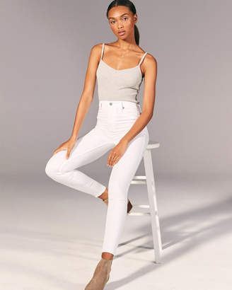 Abercrombie & Fitch High Rise Jean Leggings