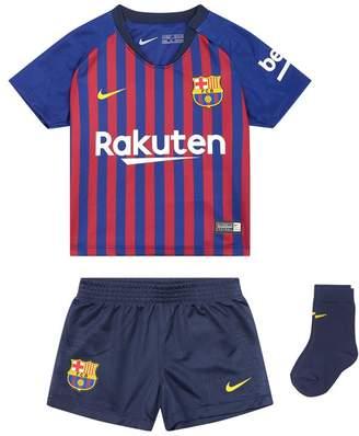 Nike Barcelona FC Home Football Kit