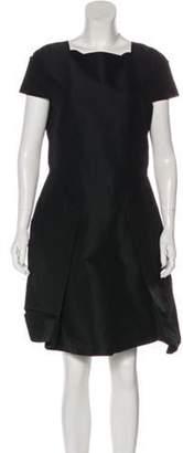 Calvin Klein Collection Short Sleeve Knee-Length Dress Short Sleeve Knee-Length Dress