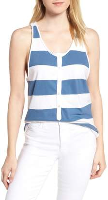 Stateside Rugby Stripe Tank