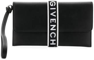 Givenchy 4G flap pouch with wristlet