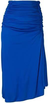Emilio Pucci ruched skirt