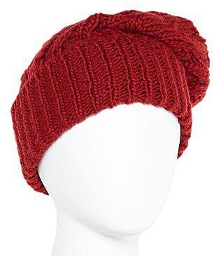 Liz Claiborne Cable Knit Beanie