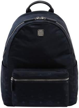 MCM Medium Dieter Nylon Backpack