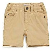 HUGO BOSS Baby cotton shorts in five-pocket style: 'J04259'
