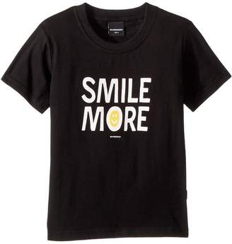 SUPERISM Smile More Short Sleeve Tee Boy's T Shirt