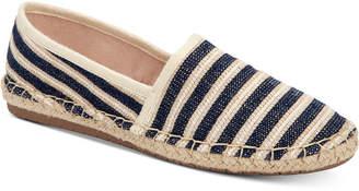 Charter Club Joeey Espadrille Flats, Women Shoes