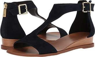 Kenneth Cole New York Women's Judd Low T-Strap Wedge Sandal