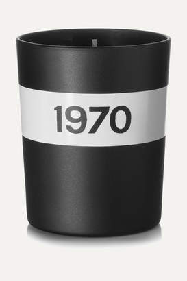 Bella Freud 1970 Black Musk And Patchouli Scented Candle, 190g