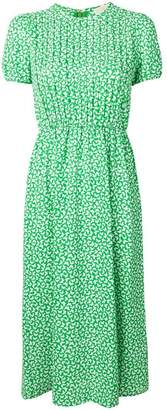 MICHAEL Michael Kors butterfly print jersey dress