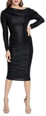 Rachel Roy Gigi Drape Dress