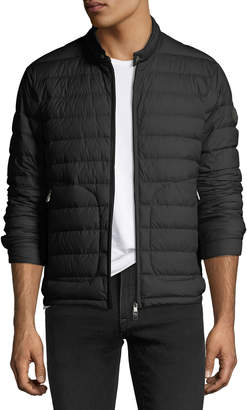 ... Moncler Acorus Quilted Stretch Jacket