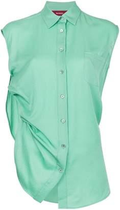 Sies Marjan draped shirt dress