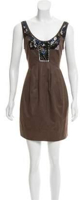 AllSaints Sleeveless Mini Dress
