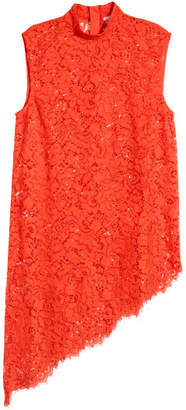 H&M Lace Top - Orange