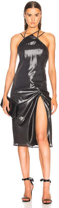Helmut Lang x Shayne Oliver Pulled Slip Dress