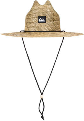 Quiksilver Men's Pierside Slim Straw Hat
