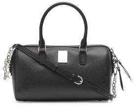 Calvin Klein Tonya Leather Satchel