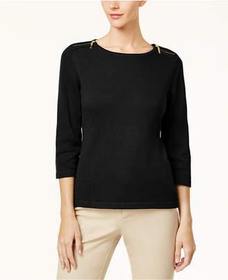 Karen Scott Great Sweater