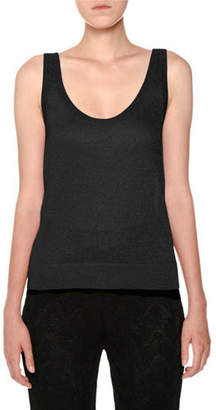 Missoni Scoop-Neck Lurex® Knit Tank Top