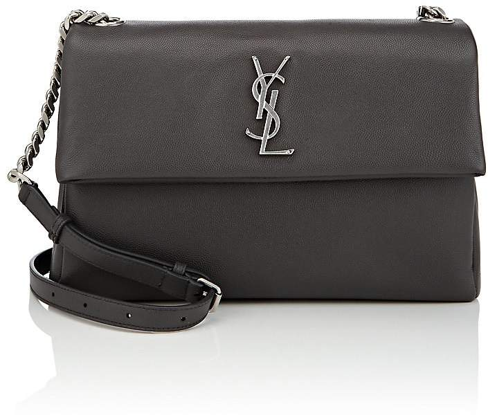 Saint Laurent Women's Monogram West Hollywood Medium Leather Shoulder Bag