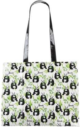 Harrods Panda Logo Tote Bag
