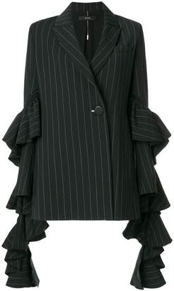 Ellery striped blazer