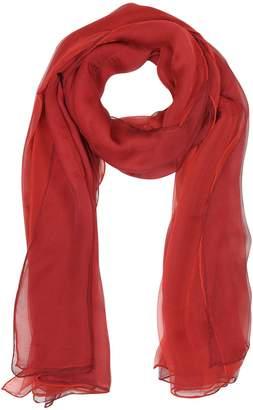 Laura Biagiotti Double Chiffon Silk Stole