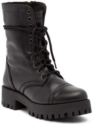 Steve Madden Olly Combat Boot