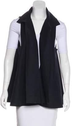 Fendi Wool & Cashmere-Blend Vest