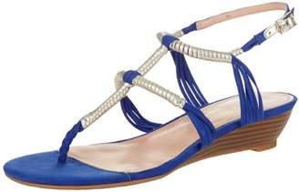 Enzo Angiolini Women's Khanna2 Wedge Sandal