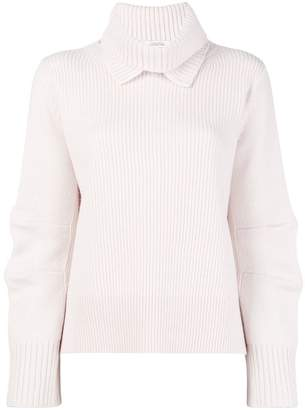 Schumacher Dorothee ribbed roll neck sweater