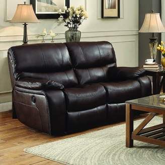 Red Barrel Studio Beck Reclining Loveseat Reclining Type: Manual,