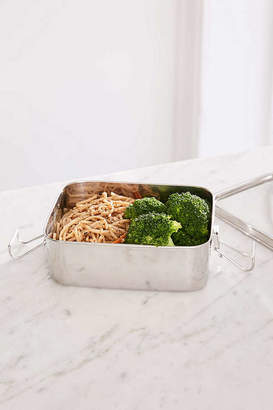Life Without Plastic Stainless Steel Rectangular Airtight Food Container
