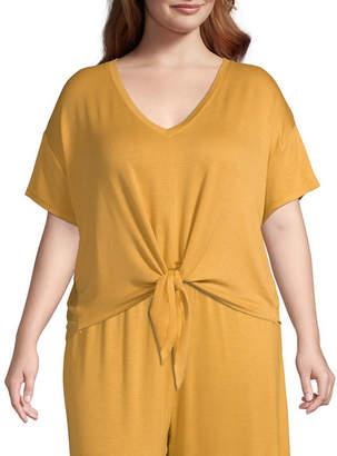 Penbrooke FIT FIX BY Fit Fix By V Neck Short Sleeve T-Shirt Junior