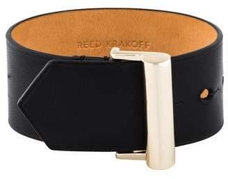 Reed Krakoff Leather Wrap Bracelet