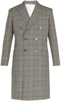 Calvin Klein Wall Street wool-blend coat