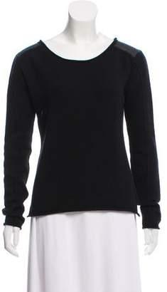 Zadig & Voltaire Colorblock Cashmere Sweater