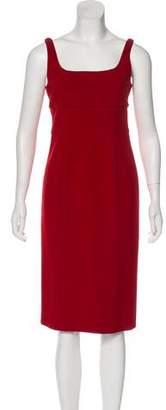 Diane von Furstenberg Sleeveless Bridget Dress