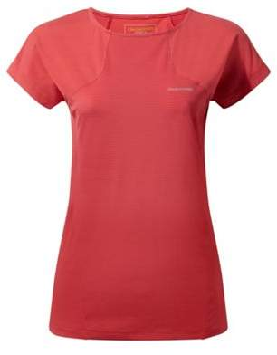 Craghoppers Ladies Fusion Short Sleeve T-Shirt 16
