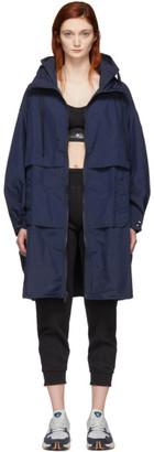 adidas by Stella McCartney Indigo Parka Coat