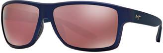 Maui Jim Polarized Sunglasses, 528 Pokahu