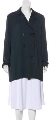 Lanvin Lightweight Short Coat
